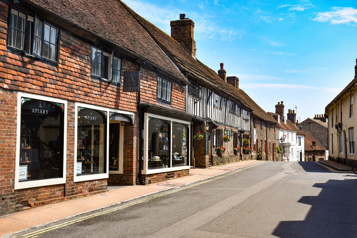 Alfriston © French Moments