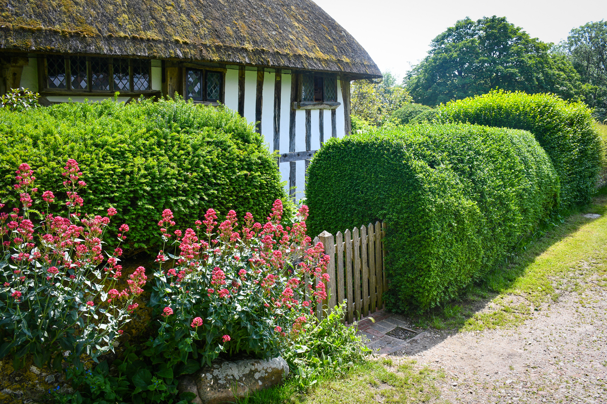 Alfriston Clergy House © French Moments
