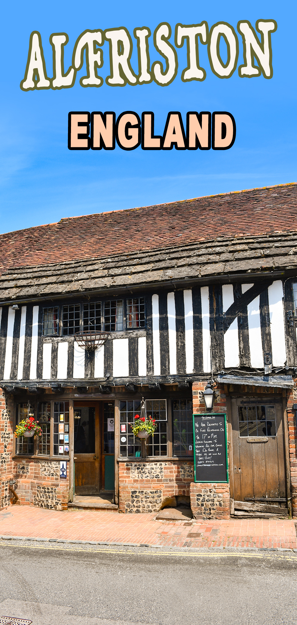 Alfriston for Pinterest © French Moments