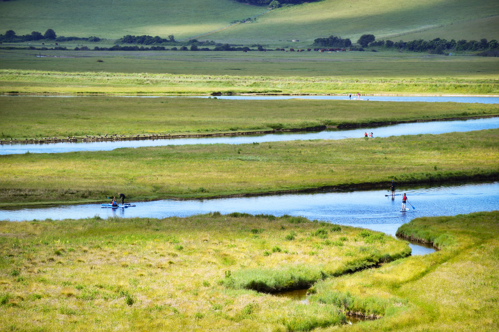 Cuckmere Valley © French Moments