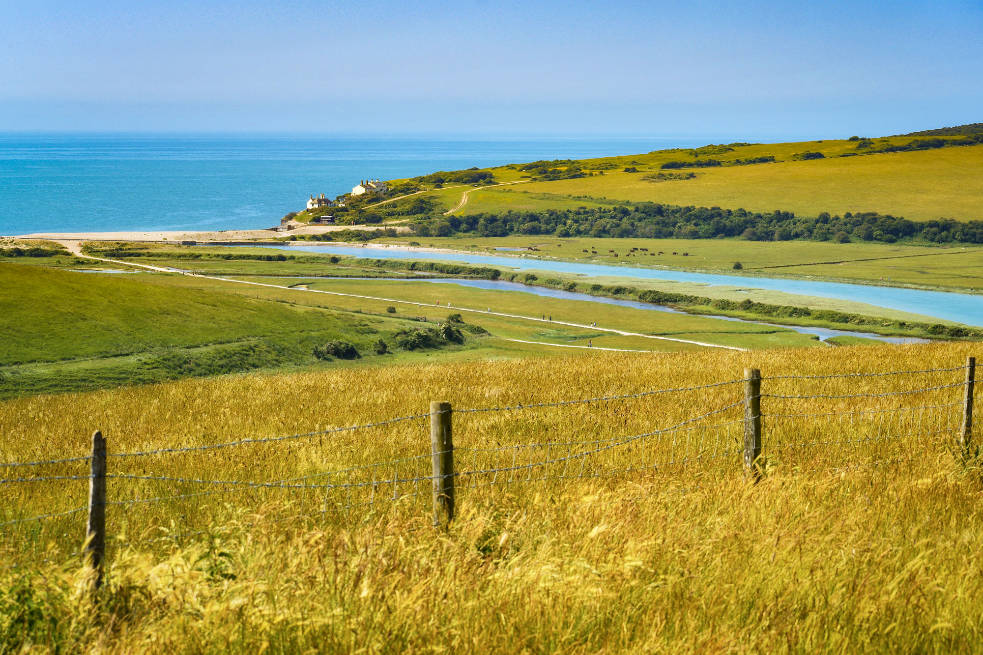 Cuckmere Haven © French Moments