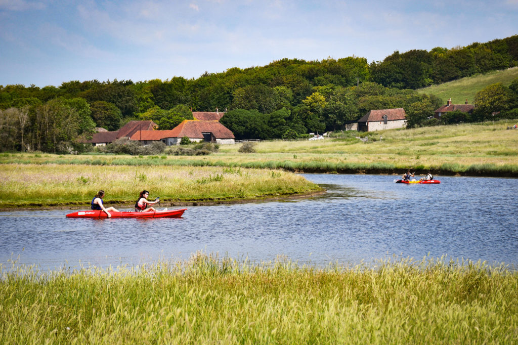 Cuckmere River © French Moments