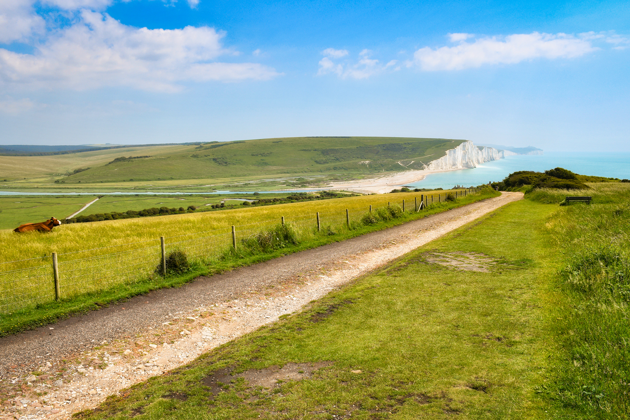 Seaford Head © French Moments