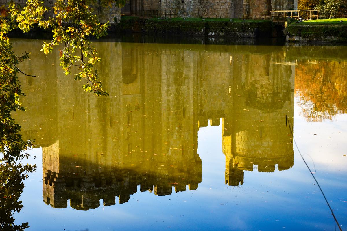 Château de Bodiam © French Moments