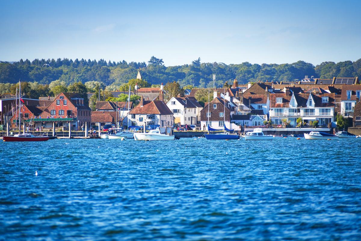 Emsworth - Le port de plaisance © French Moments