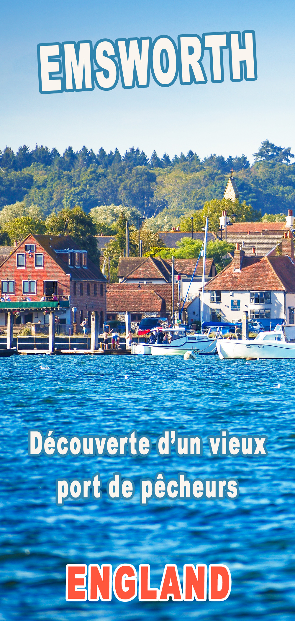 Emsworth pour Pinterest © French Moments