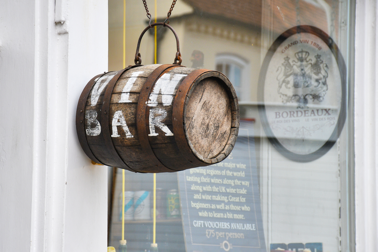 Wine Bar, Emsworth © French Moments